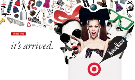 Target and Neiman Marcus's brand partnership