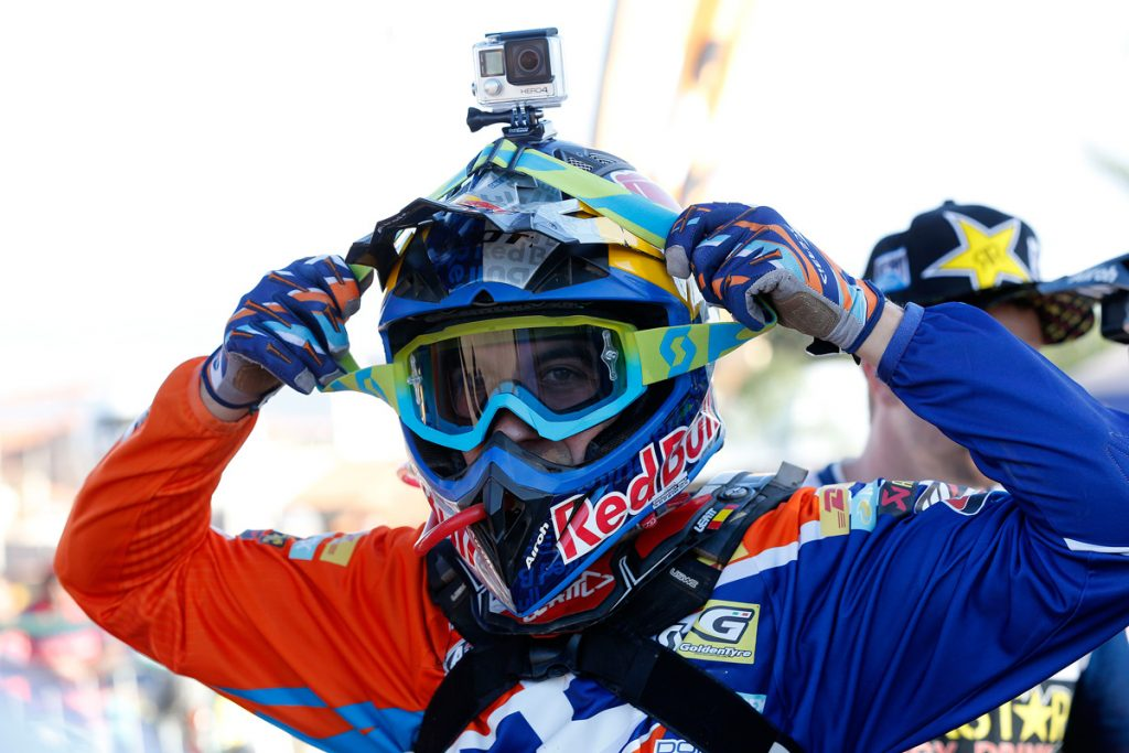 GoPro and RedBull's brand partnership